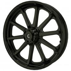 19인치 10-스포크 프론트 휠 키트 -블랙